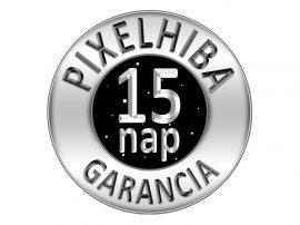 15 napos pixelhiba garancia